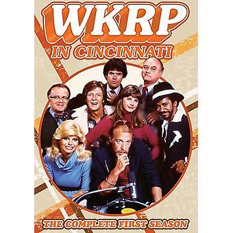 WKRP en Cincinnati: importación de Estados Unidos [DVD] una temporada