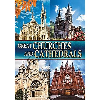 Store kirker og katedraler [DVD] USA importerer