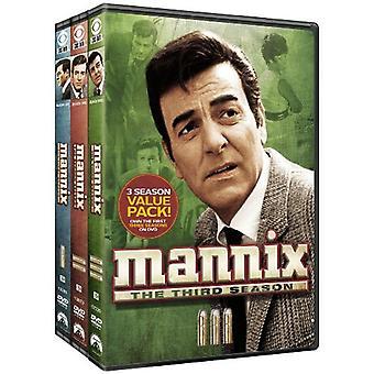 Mannix - Mannix: Season 1-3 [DVD] USA import