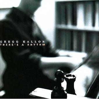 Gregg Kallor - There's a Rhythm [CD] USA import