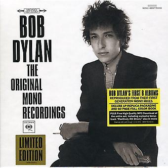 Bob Dylan - Original Mono Recordings [CD] USA import