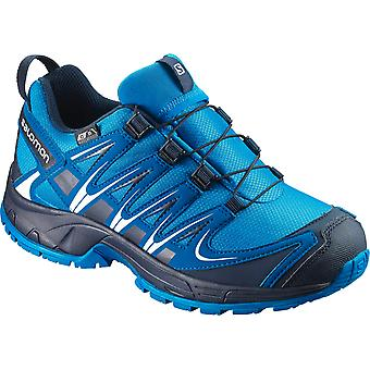 Salomon Kinder Laufschuh XA Pro 3D CS WP J