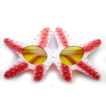 Starfish Patrick Star Under The Sea Novelty Party Costume Sunglasses