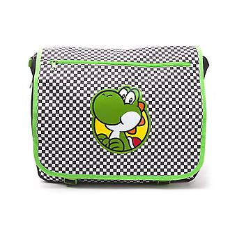 Nintendo Super Mario Shoulder Bag Yoshi Messenger Bag Nintendo (MB011107NTN)