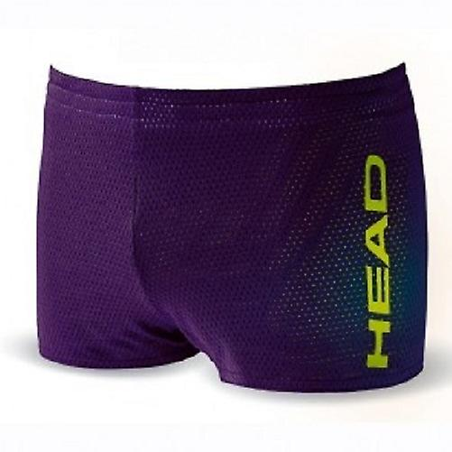 Capo unisex Double Power Shorts Trascinare reversibile - Viola / Verde