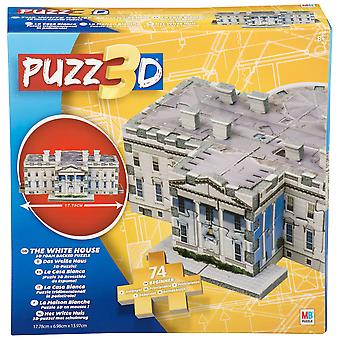 THE WHITE HOUSE | 3D Foam Puzzle