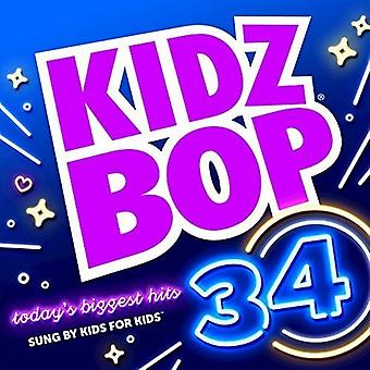 Kidz Bop Kids - Kidz Bop 34 [CD] USA import