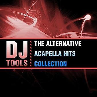 DJ Tools - Alternative Acapella Hits Collection [CD] USA importerer