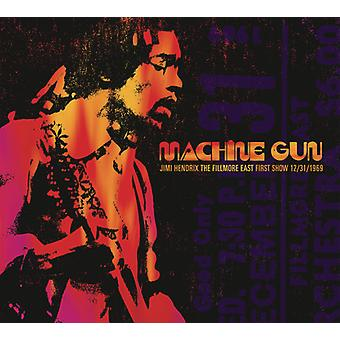 Jimi Hendrix - Machine Gun Jimi Hendrix the Fillmore East First [CD] USA import