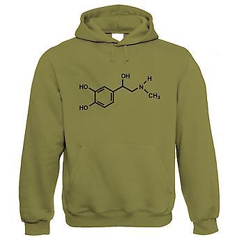Vectorbomb, Adrenalin molekulare Hoodie (S bis 5XL)