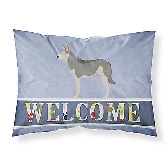 Saarloos ulvehund velkommen stoff Standard putevar