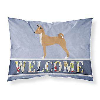 Telomian Welcome Fabric Standard Pillowcase