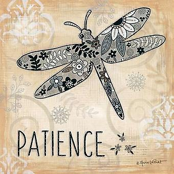 Patience Poster Print by Annie LaPoint (12 x 12)