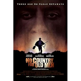 No Country For Old Men Poster Poster afdrukken