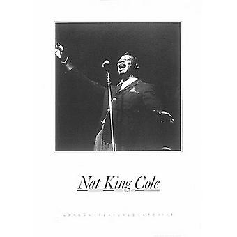 Nat King Cole Poster Print (20 x 28)