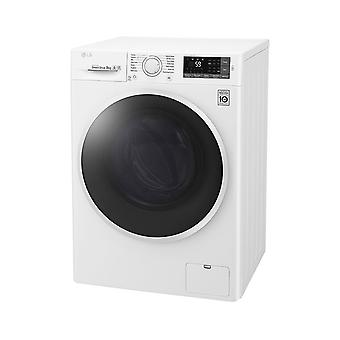 LG W5J6VN0WW A+++ 9kg Washing Machine with 1400 spin