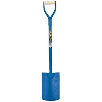Draper 23326 Expert Solid Forged Square Mouth Spade