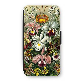 Samsung Galaxy S8 Plus Flip Case - Haeckel Orchidae