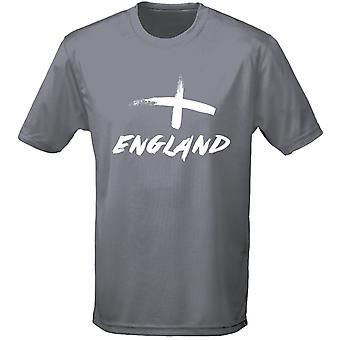 England Painted Football Rugby Mens T-Shirt 10 Colours (S-3XL) by swagwear
