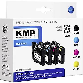 KMP Ink replaced Epson T1621, T1622, T1623, T1624, 16 Compatible