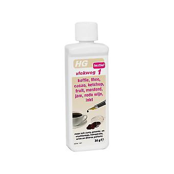 HG stain Remover Nr. 1 50 ml