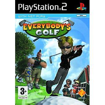 Everybodys Golf (PS2)