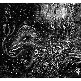 Grafvitnir - Obeisance to a Witch Moon [Vinyl] USA import