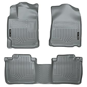 Husky Liners Front & 2nd Seat Floor Liners Fits 10-15 RX350/RX450h