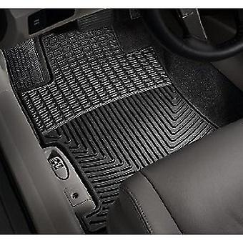 WeatherTech Trim to Fit Front Rubber Mats for Select Honda Accord Models (Black)