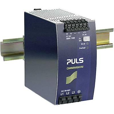 PULS DIMENSION Rail mounted PSU (DIN) 24 Vdc 20 A 480 W 1 x