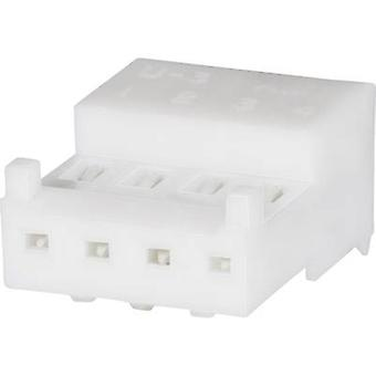 TE Connectivity Receptacles (standard) MTA-100 Total number of pins 3 3-640621-3 1 pc(s)