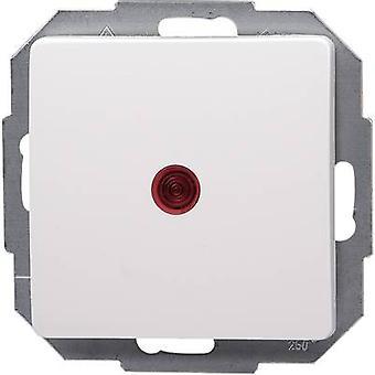 Kopp Insert Control switch Paris White 651693084