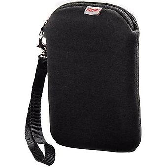 2.5 hard drive bag Hama HDD-Cover 00095505 Black