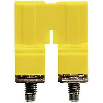 Weidmüller 1052560000 WQV 10/2 Yellow 1 pc(s)
