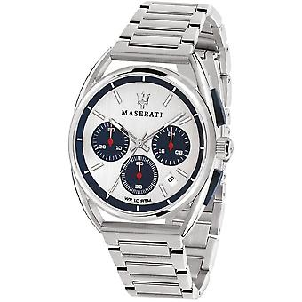 Maserati Herrenuhr Trimarano chronograph R8873632001
