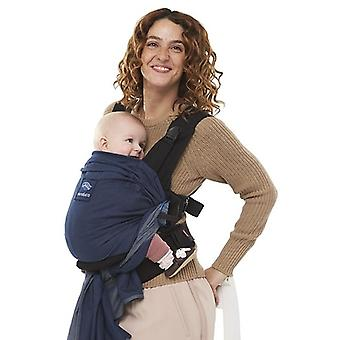 Manduca Fular Portabebés Duo Azul (Childhood , Baby Clothes  , Baby Carrier)