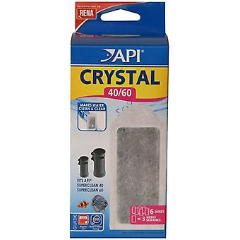 API Crystal Superclean40 / 60 X6 (Fish , Filters & Water Pumps , Filter Sponge/Foam)