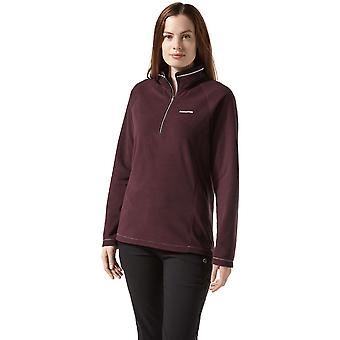 Craghoppers Damen Miska isoliert Half Zip Fleece-Jacke