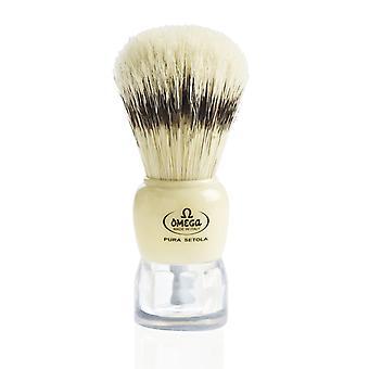 Omega 81054 Pure Børstemarker barberkost