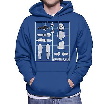 Moletom com capuz original Stormtrooper Airfix masculino