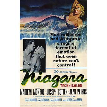 Niagara Movie Poster (11 x 17)
