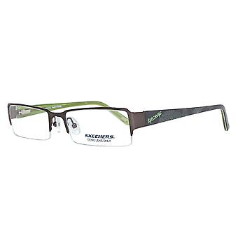 Skechers glasses ladies gunmetal