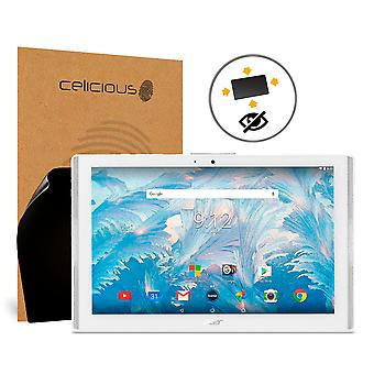 Celicious Privacy Plus 4-Way Anti-Spy Filter Screen Protector Film Compatible with Acer Iconia One 10 Tablet B3-A40
