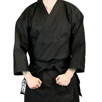 Bytomic Kids Ronin middengewicht Karate Uniform zwart