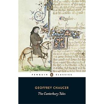 The Canterbury Tales by Geoffrey Chaucer - Jill Mann - 9780140422344