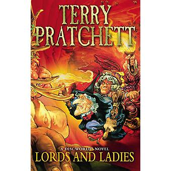 Lords and Ladies by Terry Pratchett - 9780552167529 Book