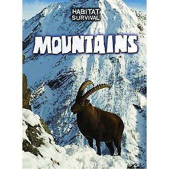 Montanhas por Melanie Waldron - livro 9781406240030