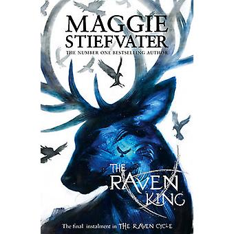 The Raven King by Maggie Stiefvater - 9781407136646 Book