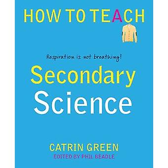 Secondary Science - Respiration is Not Breathing! by Catrin Green - Ph