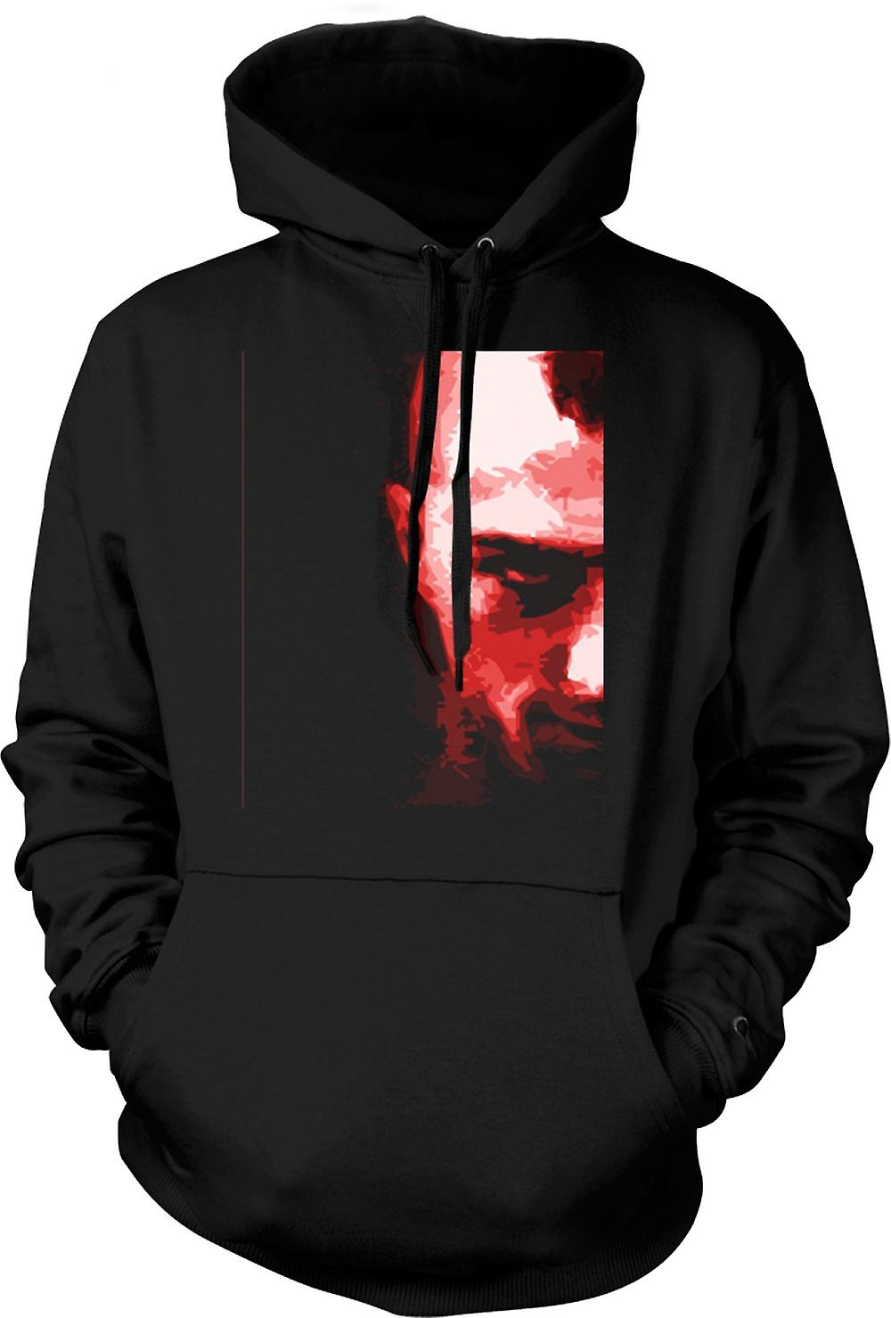 Mens Hoodie - Taxi Driver - Travis Bickle - Pop Art